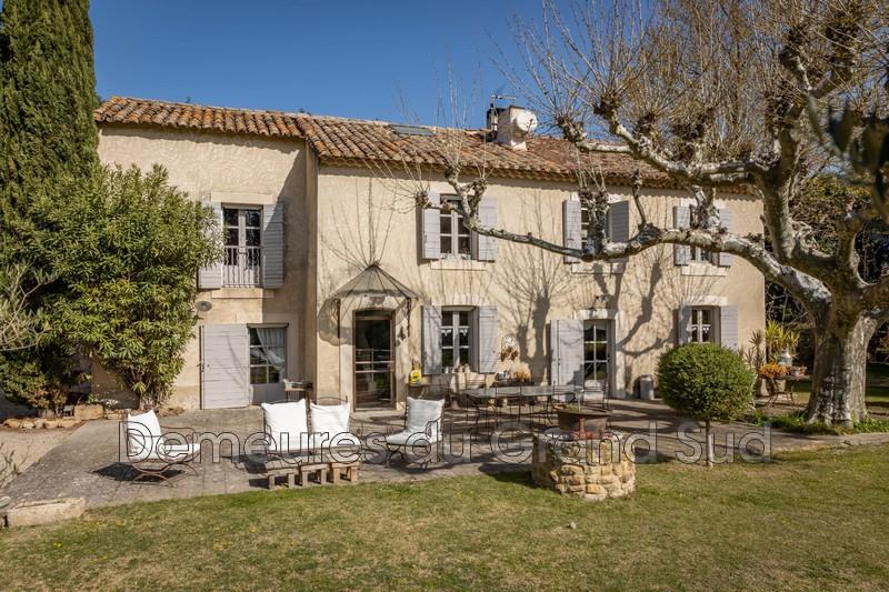 Photo Mas Entraigues-sur-la-Sorgue Grand avignon,   to buy mas  5 bedroom   270m²