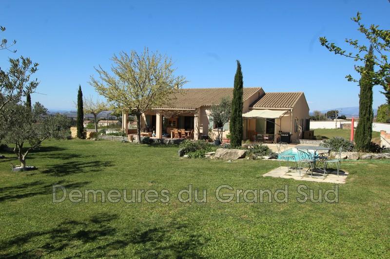 Photo Villa Gigondas Dentelles de montmirail,   achat villa  4 chambres   192m²