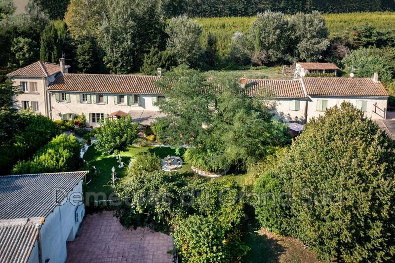 Photo Mas Avignon Grand avignon,   achat mas  8 chambres   800m²