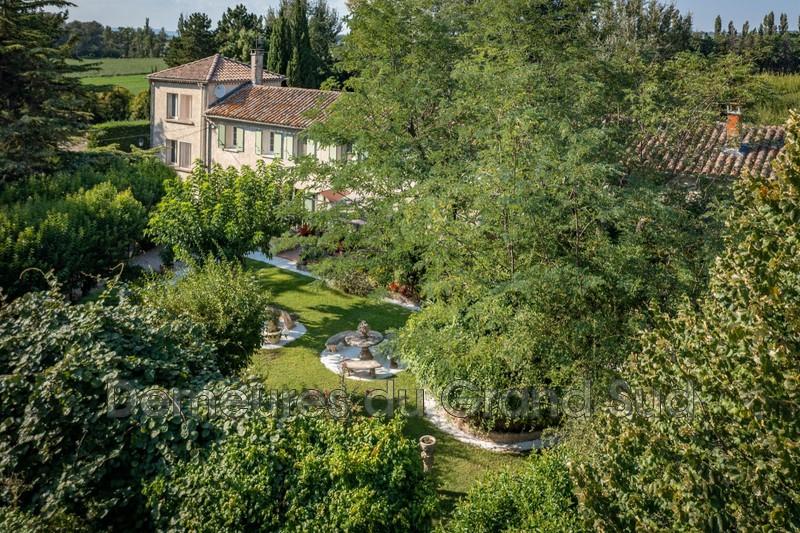 Photo Mas Châteauneuf-du-Pape Grand avignon,   achat mas  8 chambres   620m²