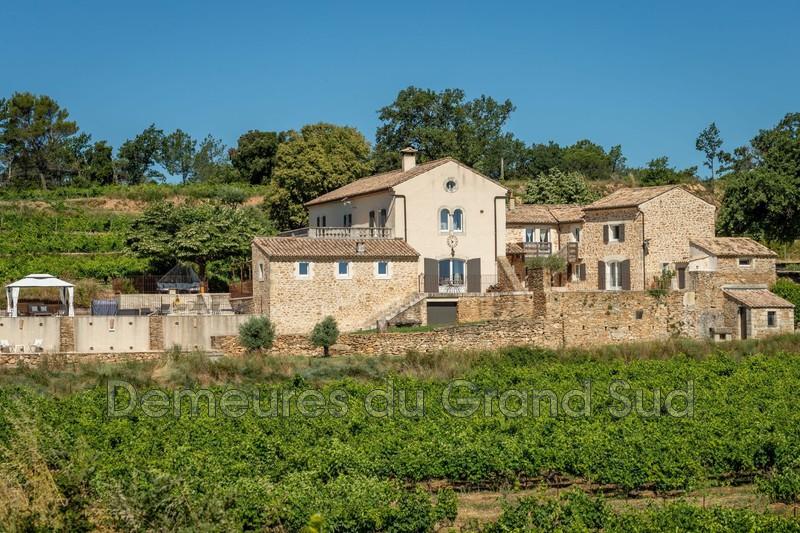 Photo Propriété La Roque-sur-Cèze Gard,   achat propriété  7 chambres   300m²