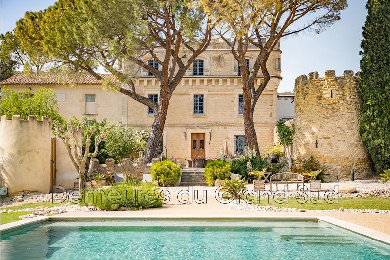 Photo Château Beaumes-de-Venise Dentelles de montmirail,   achat château  8 chambres   530m²