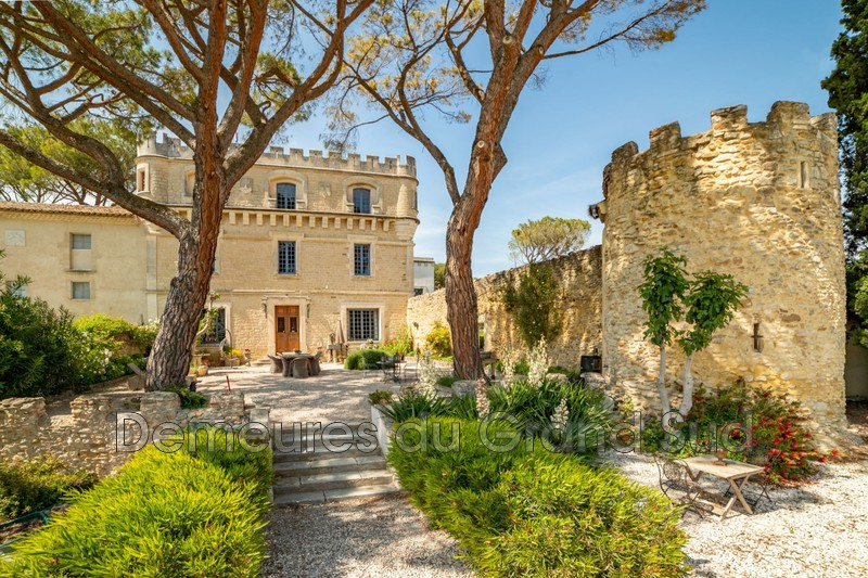 Photo Castle Beaumes-de-Venise Dentelles de montmirail,   to buy castle  8 bedroom   530 m²