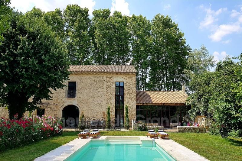 Photo Mas Avignon Grand avignon,   achat mas  5 chambres   430m²
