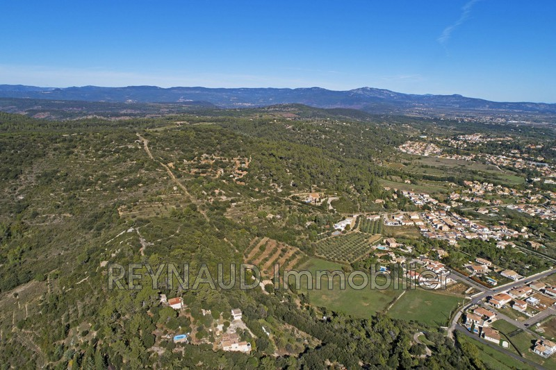 Photo Land Clermont-l'Hérault Lac du salagou,   to buy land   505 m²