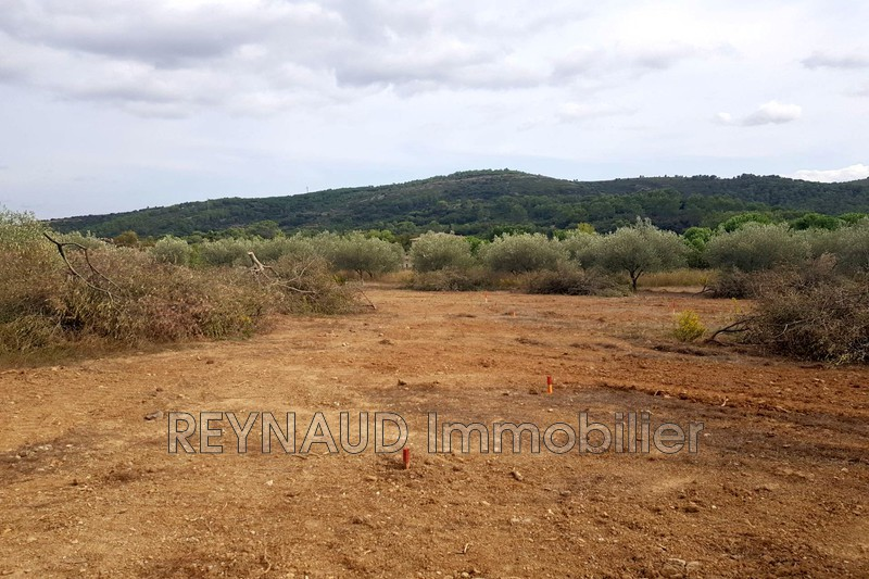 Photo Land Clermont-l'Hérault Lac du salagou,   to buy land   605 m²