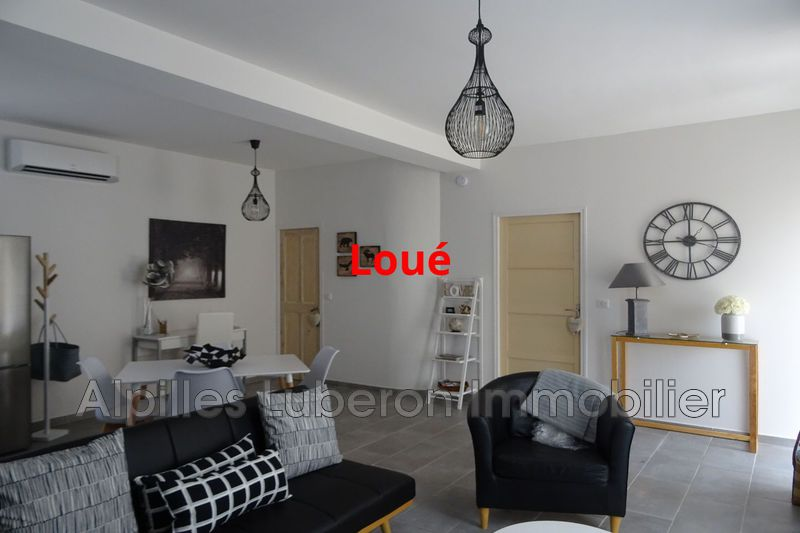 Photo Apartment Eygalières Village,  Rentals apartment  2 room   52 m²