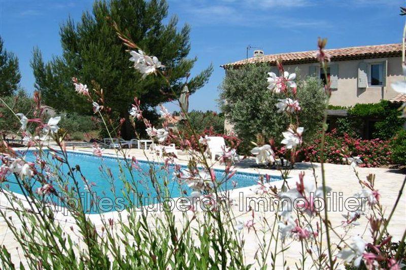 Photo n°1 - Location Maison villa Eygalières 13810 - Prix sur demande