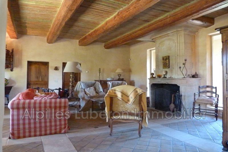 Photo n°3 - Location maison de campagne Eygalières 13810 - Prix sur demande
