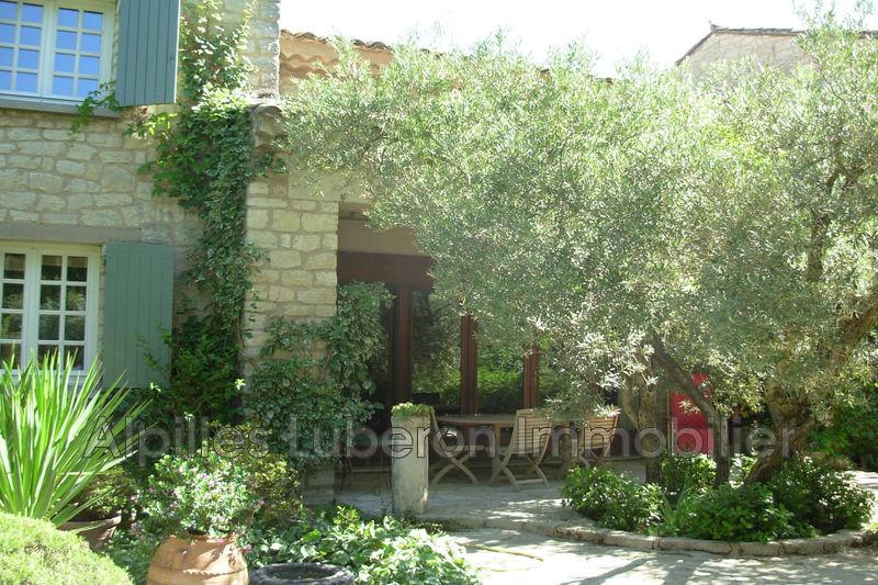Photo n°4 - Location maison en pierre Eygalières 13810 - Prix sur demande