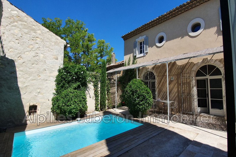 Photo Village house Maussane-les-Alpilles Centre-ville,   to buy village house  2 bedroom   100 m²