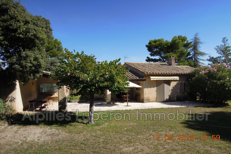 Photo House Eygalières Alpilles,   to buy house  2 bedroom   115 m²