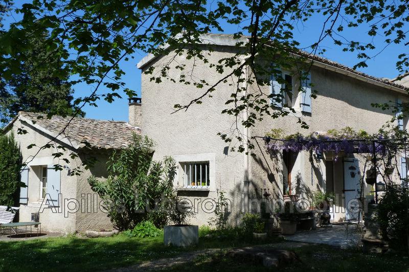 Maison de caractère Eygalières Campagne,   achat maison de caractère  3 chambres   190m²