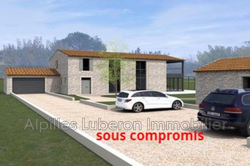 Land Eygalières Proche village,   to buy land   4200m²
