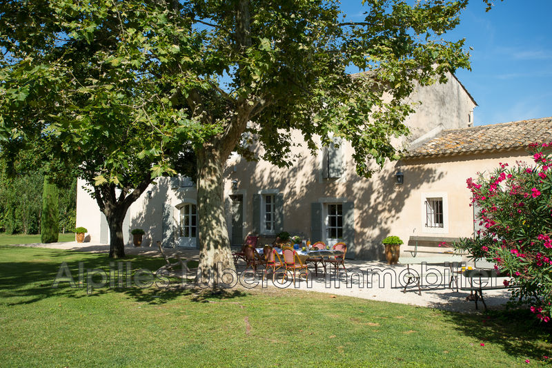 Property Saint-Rémy-de-Provence Campagne,   to buy property  6 bedroom   350 m²