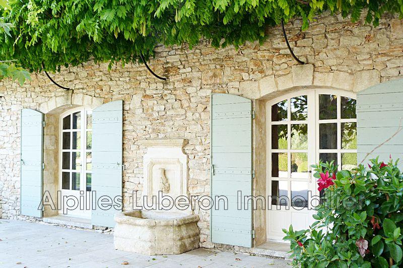 Photo Demeure de prestige Eygalières Proche village,   achat demeure de prestige  5 chambres   370m²