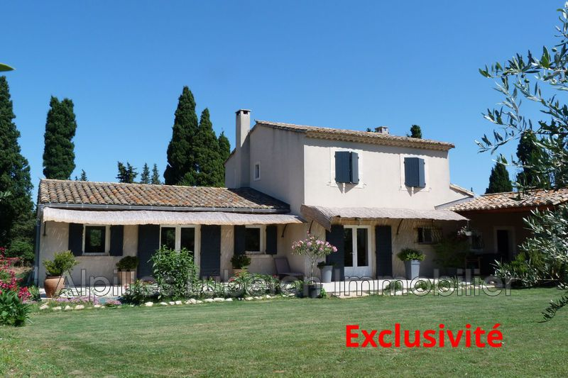 Photo House Eygalières Campagne,   to buy house  3 bedroom   130 m²