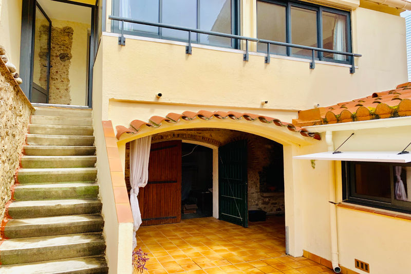 Maison de village Argelès-sur-Mer   achat maison de village  3 chambres   60m²