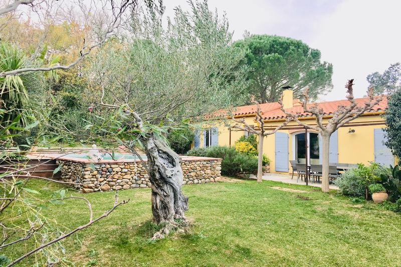 Villa Canohès   achat villa  4 chambres   165m²