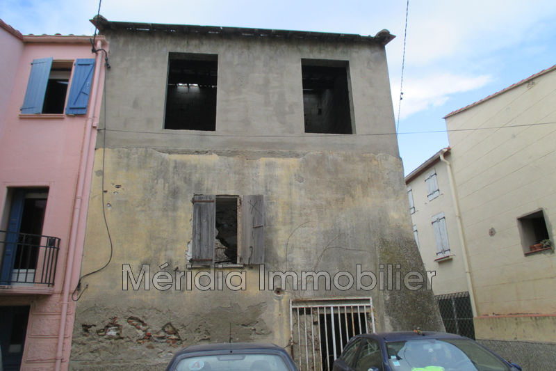 Photo n°2 - Vente maison de village Salses-le-Château 66600 - 39 500 €
