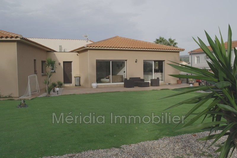 Photo n°1 - Vente Maison villa Baixas 66390 - 360 000 €