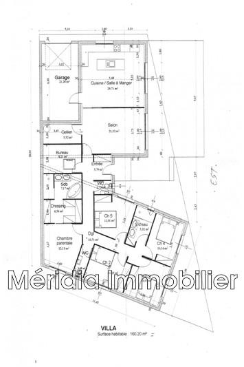 Photo n°9 - Vente Maison villa Baixas 66390 - 360 000 €