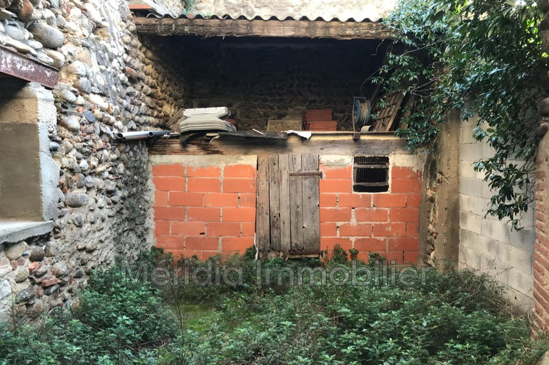 Photo Maison de village Millas Millas,   achat maison de village  3 pièces   75m²