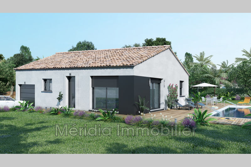 Photo Terrain Millas Millas,   achat terrain   383 m²