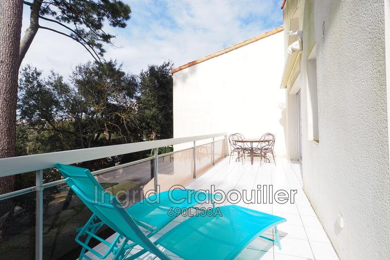 Appartement Vaux-sur-Mer Bord de mer,  Location saisonnière appartement  3 pièces   78m²