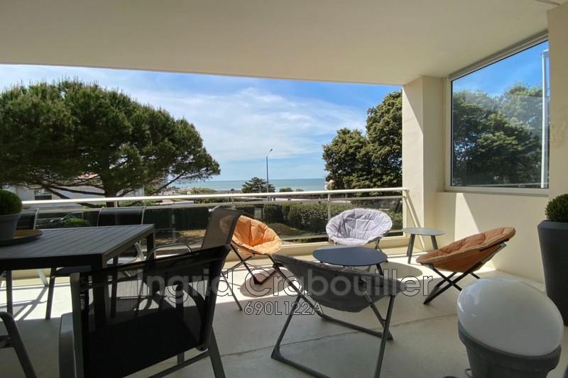 Appartement Royan Pontaillac,  Location saisonnière appartement  6 pièces   130m² - IMMOCEAN