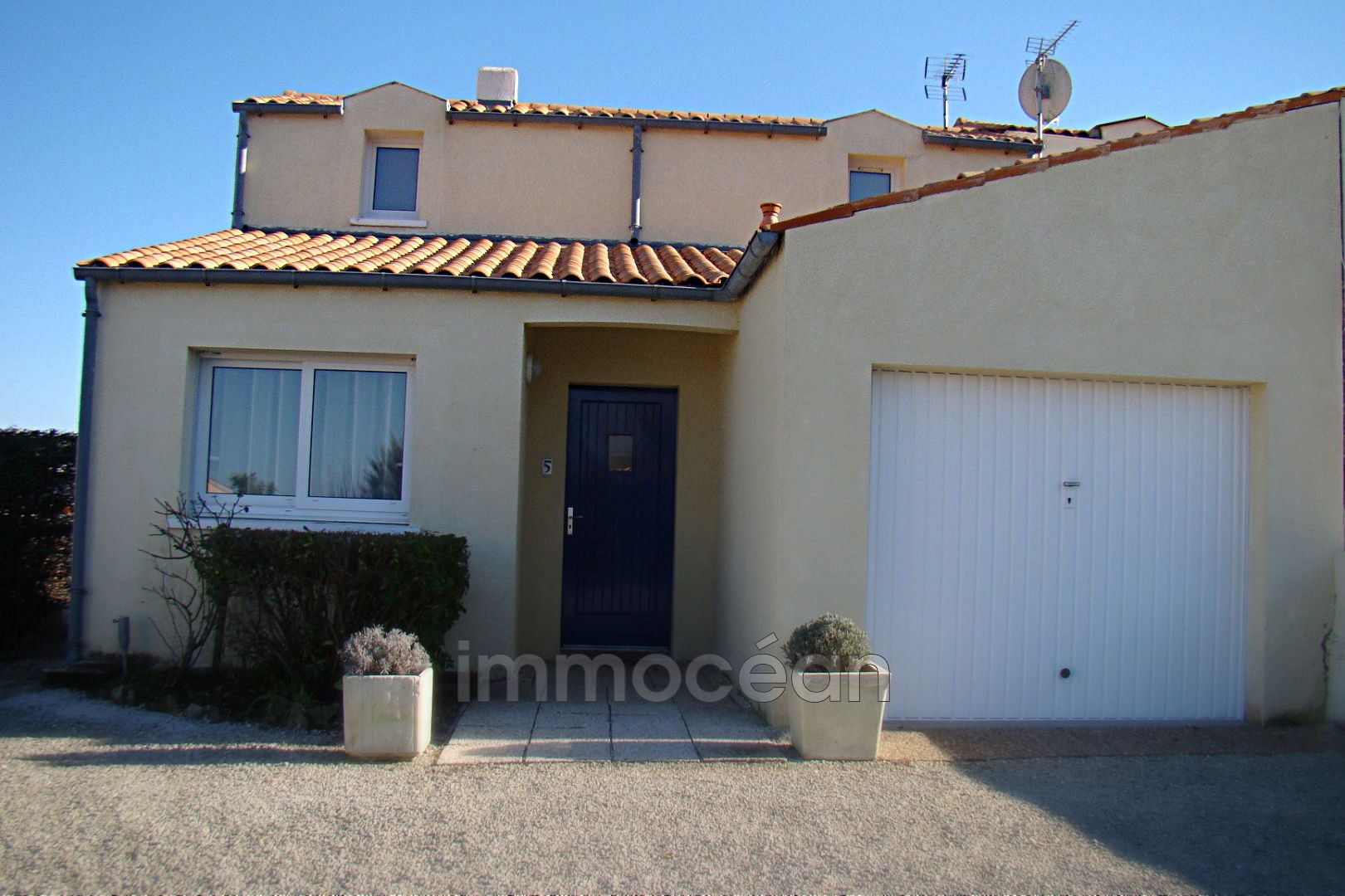 Location saisonnière maison Royan - réf. 690L43M