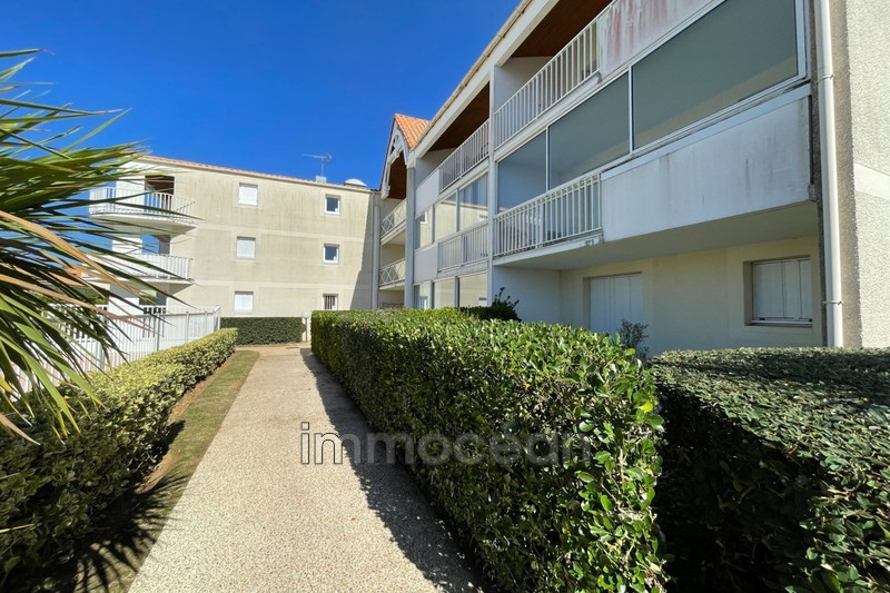 Photo Appartement Vaux-sur-Mer Proche plages,   achat appartement  3 pièces   29m²
