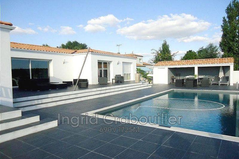 Photo Maison Breuillet   achat maison  4 chambres   200m²