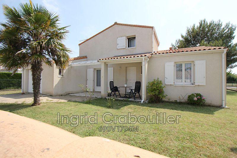Photo Maison Saint-Palais-sur-Mer   achat maison  3 chambres   95m²