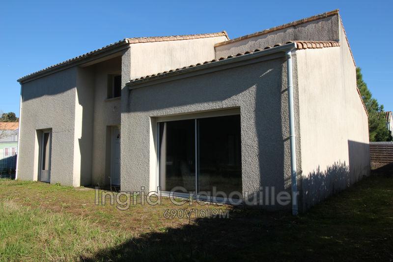 Maison Saint-Palais-sur-Mer   achat maison  4 chambres   150m²