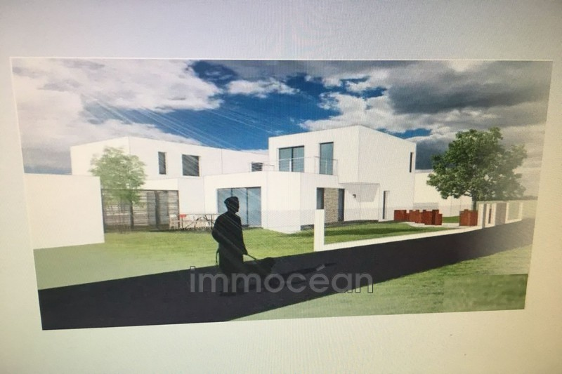 Maison contemporaine Royan Entre marché & plage du chay,   achat maison contemporaine  3 chambres   100m²