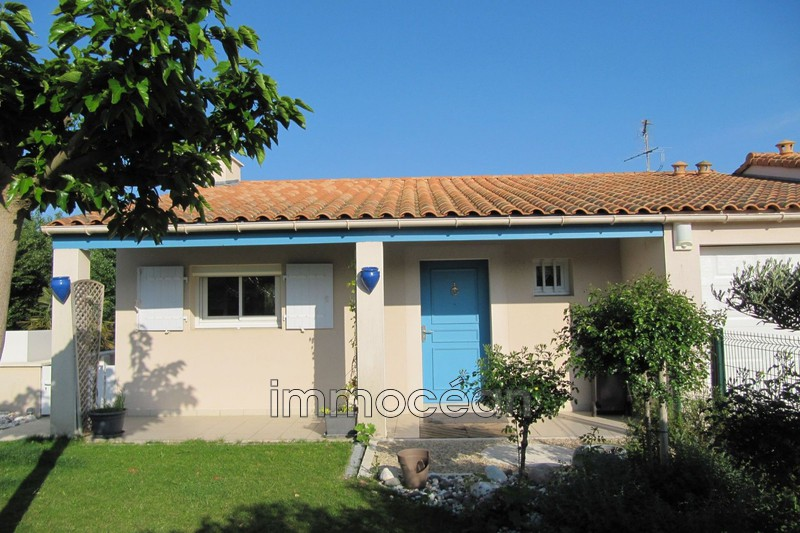 Maison Vaux-sur-Mer Proche plages,   achat maison  3 chambres   120m²
