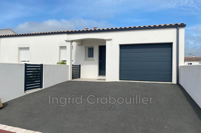 Maison Saint-Sulpice-de-Royan Centre-ville,   achat maison  3 chambres   91m²