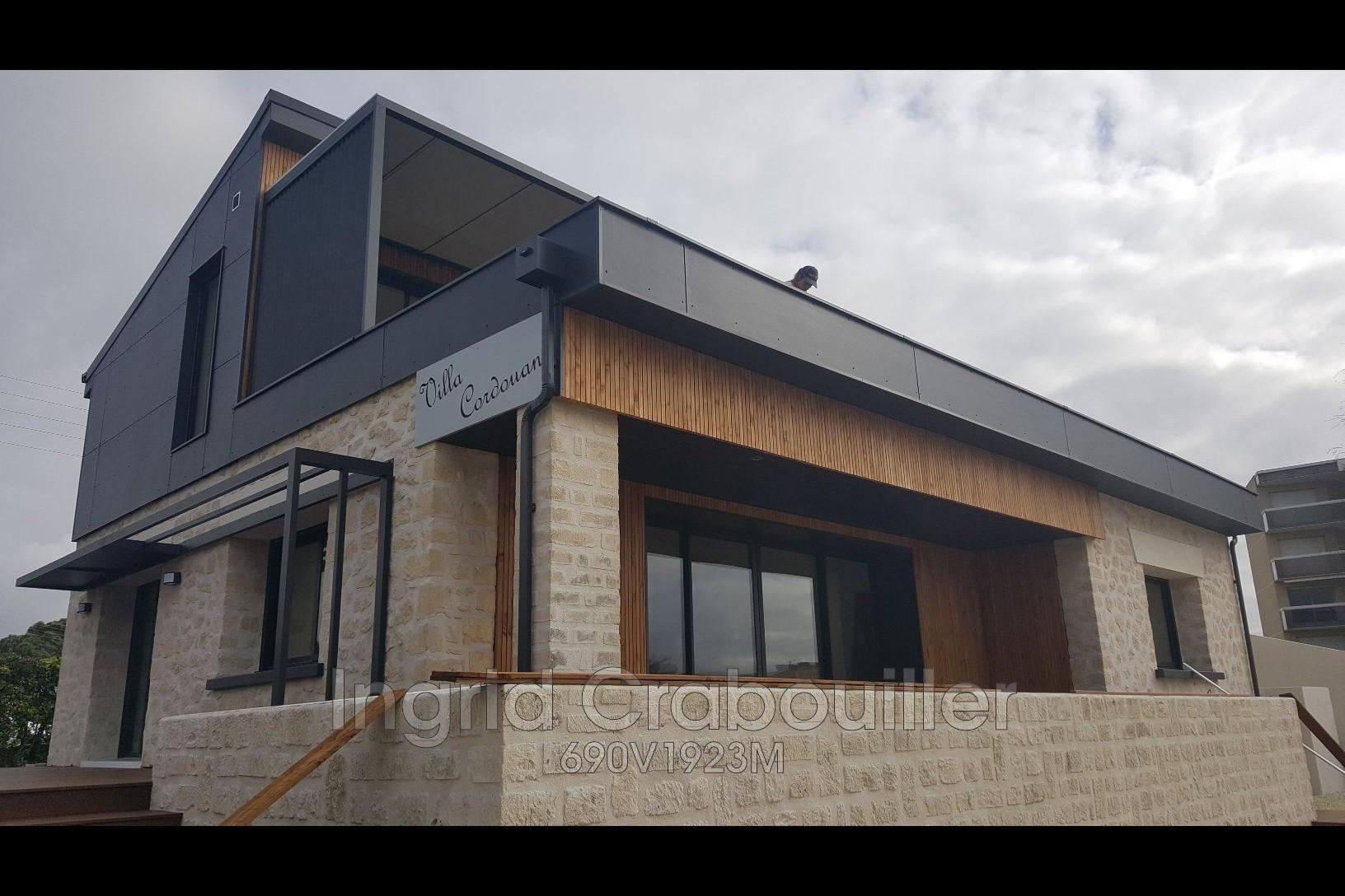 Vente maison contemporaine Vaux-sur-Mer - réf. 690V1923M