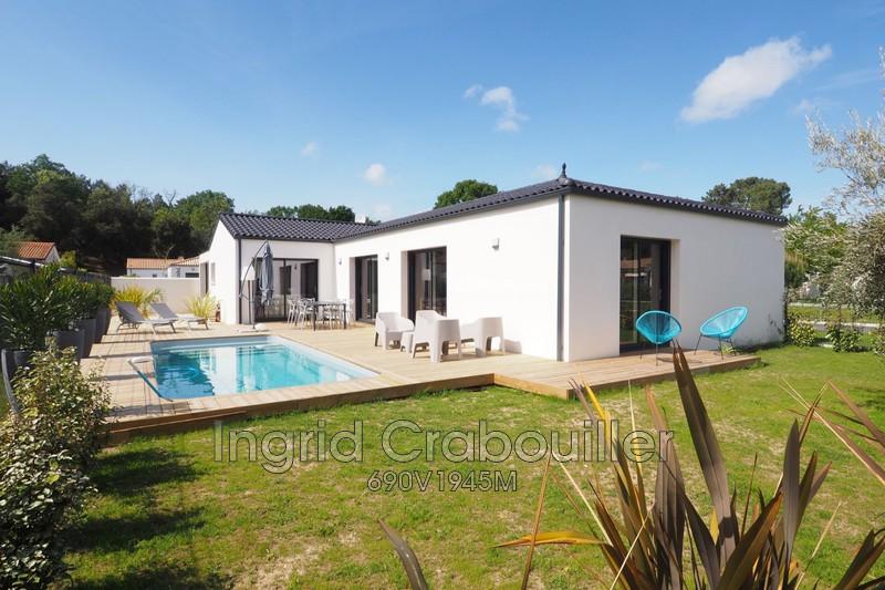 Villa La Tremblade Proche plages,   achat villa  3 chambres   128m²