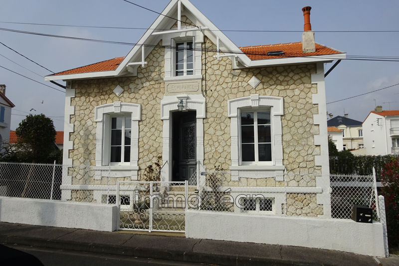 Maison Royan   achat maison  4 chambres   153m²