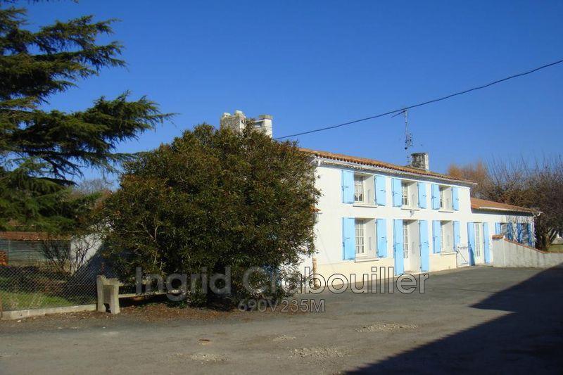 Maison Saint-Sulpice-de-Royan   achat maison  6 chambres   230m²