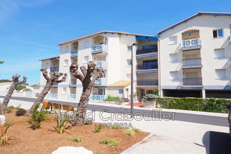 Appartement Saint-Georges-de-Didonne Centre-ville,   achat appartement  1 pièce   20m²