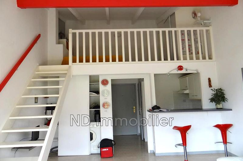 Photo n°2 - Vente appartement Cannes 06400 - 260 000 €