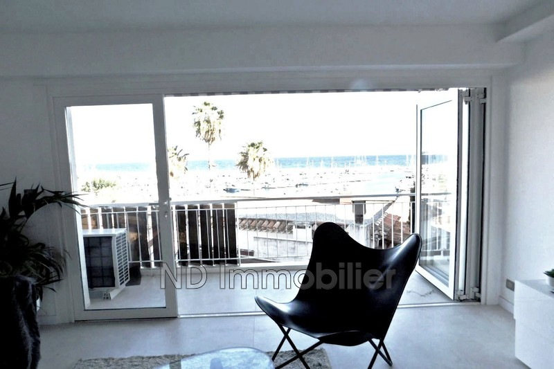 Photo Apartment Cannes Palm beach,   to buy apartment  2 rooms   42 m²