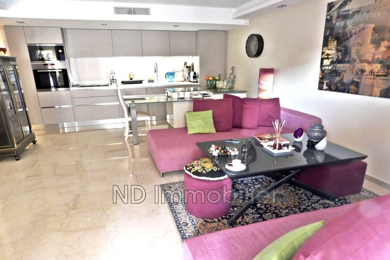 Photo n°2 - Vente appartement Cannes 06400 - 890 000 €