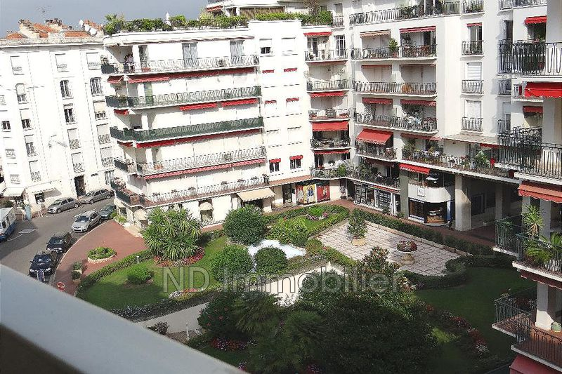 Photo Apartment Cannes Banane carre d or,   to buy apartment  2 rooms   37 m²