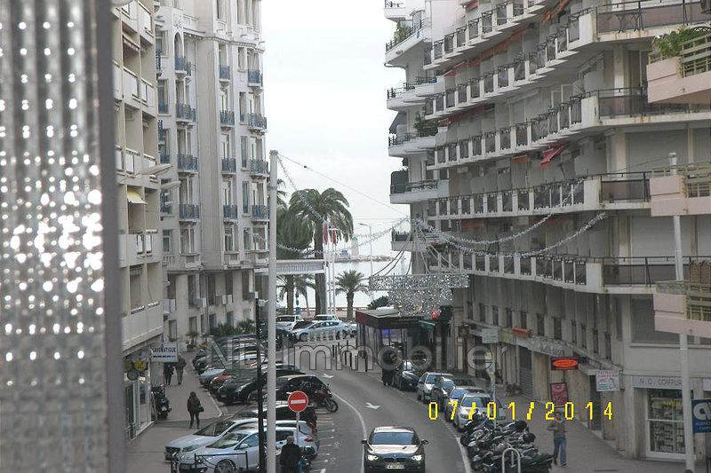 Photo Apartment Cannes Banane,   to buy apartment  2 rooms   38 m²