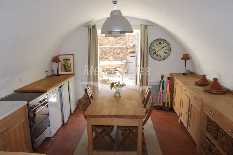 Photo n°1 - Vente maison de village La Garde-Freinet 83680 - 265 000 €