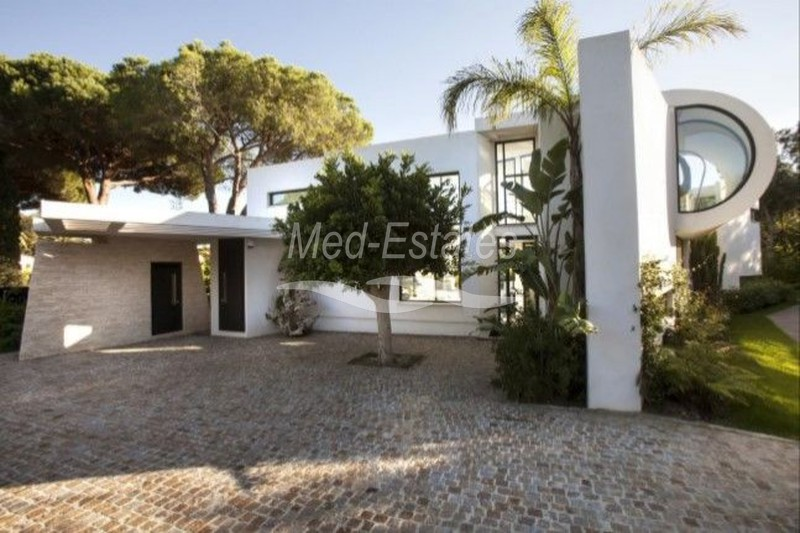 Photo Contemporary house Ramatuelle Pampelonne, proche club 55,   to buy contemporary house  6 bedrooms   280m²